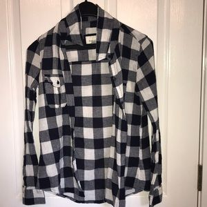 TWO Forever 21 Flannels