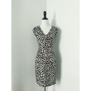 🆕H&M Leopard Print Dress