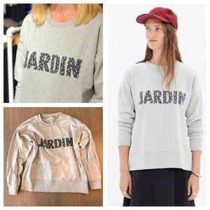 Madewell Jardin Sweatshirt