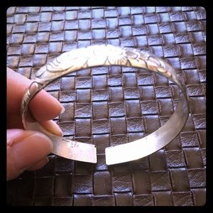 Jewelry - NWT silver bangle bracelet fashion bracelet