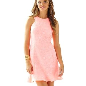 NWT Lilly Pulitzer Word On The Street Dress 2
