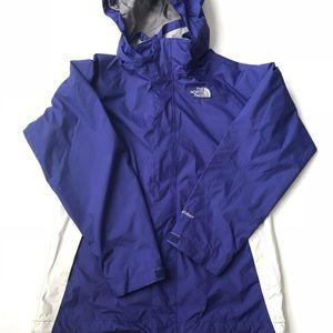 The North Face Windbreaker Zip Up Jacket sz L14/16