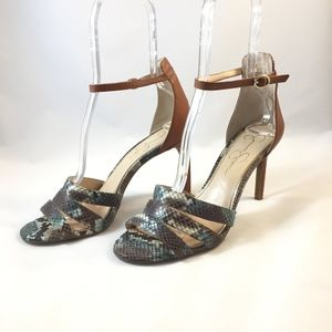 Jessica Simpson JS-Maselli Heels Size 9.5M