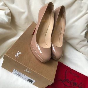 100% Authentic Christian Louboutin Bianca