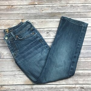 Seven 7 for all mankind 25 Medium Wash Jeans