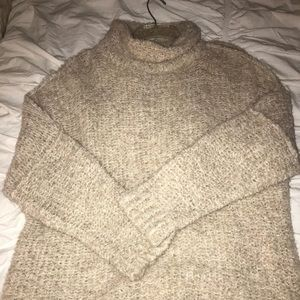"Free People ""She's All That"" Sweater Sz M"