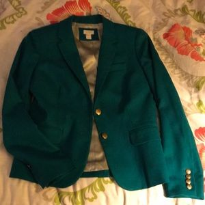 J. Crew factory Green Blazer