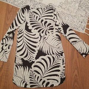 NWT Printed Dress