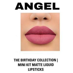 ANGEL MINI MATTE - THE BIRTHDAY COLLLECTION
