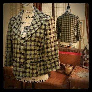 The Perfect Vintage Blazer