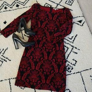 BB Dakota quilted dress