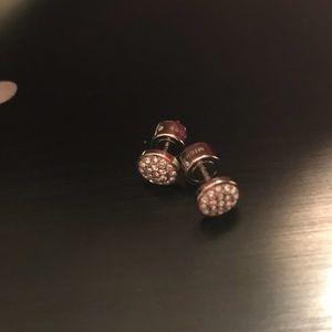 Michael Kors earrings never worn NWOT