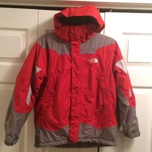 The North Face HyVent Ski Coat