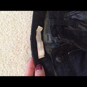 Frankie B Bionic Stretch Faux Leather