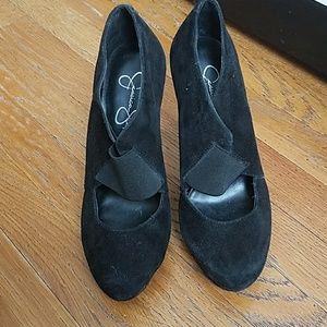 Used Jessica Simpson heels