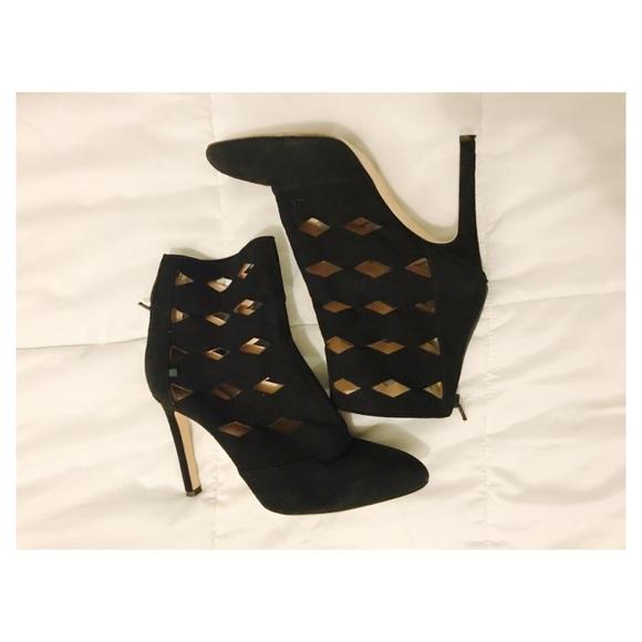 SJP by Sarah Jessica Parker Shoes - SJP Cut out booties