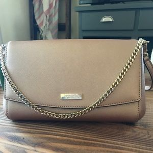 ✨ Rose Gold Kate Spade Crossbody
