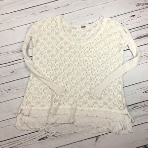 Free People Long Sleeve Size Small