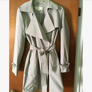 Michael Kors Wrap Trench Coat