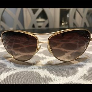 Ray-ban Aviators RB3293 Brown with gold frame