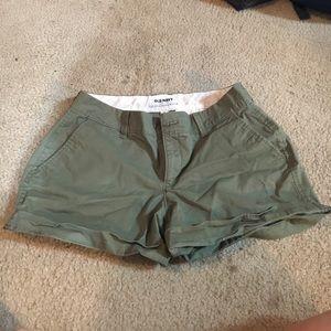 Army Green Old Navy Shorts