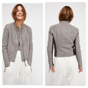 NWT Free People Cool & Clean Jacket