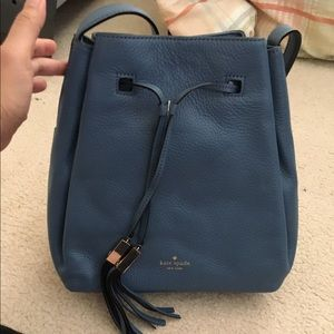 Kate Spade bucket bag/ cross body