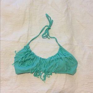 Victoria's Secret Fringe Bikini Top