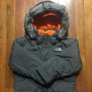 Kids Northface Coat