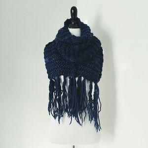 🆕Blue Knit Scarf