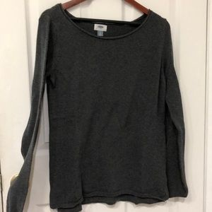 Old navy gray sweater