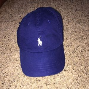 NWT Fall Navy POLO hat