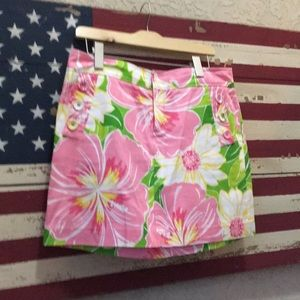Lilly Pulitzer Skirt 12