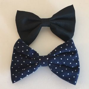 Forever 21 Bow Duo