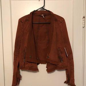 NWT ✨ Free People Jacket