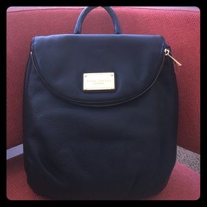 Marc Jacobs Mariska Leather Backpack