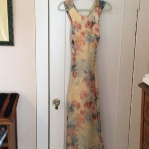 Alfred Angelo cocktail long sundress