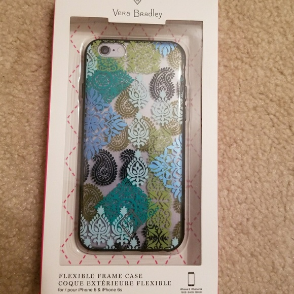 brand new 95396 e88ac Vera Bradley Phone Case iPhone 6/6S
