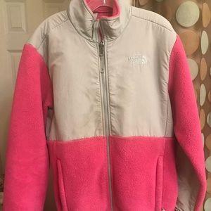 North Face Denali Jacket Pink