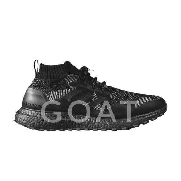 huge selection of 264bc a0acb Kith x Nonnative Ultra Boost Mid NWT