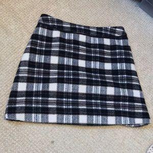 Abercrombie Plaid Skirt