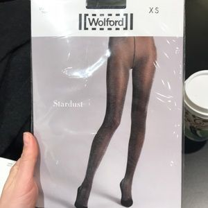 BRAND NEW Wolford stardust tights