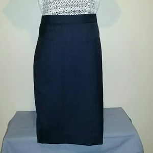 J. Crew pencil skirt size 4