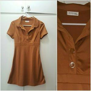 Polyester blend dress NWOT