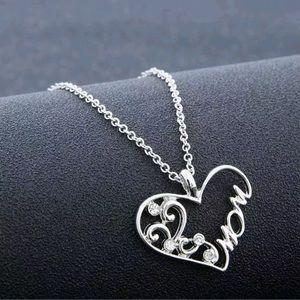 Mom 💎 Pendant Necklace