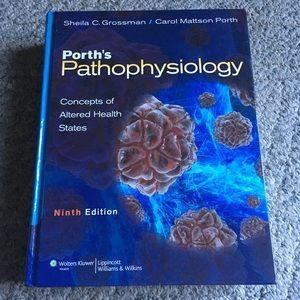 Porth's Pathophysiology 9th Ed