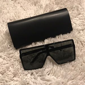 Saint Laurent Betty SL 183 sunglasses
