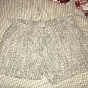 Super Soft Linen Shorts
