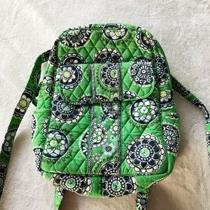 Vera Bradley Mini Backpack