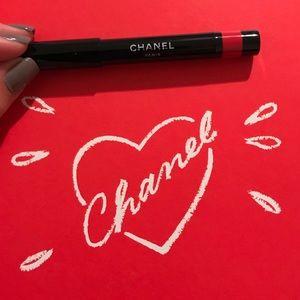 Chanel Le Rouge De Couleur Tangerine Lip Crayon